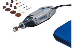 Dremel tools can be used to file down the nails