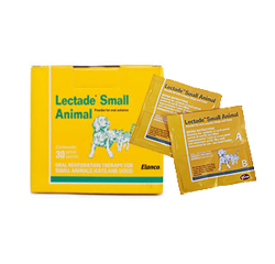 Lectade Small Animal Rehydration Salts